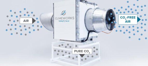 carbon dioxide filter